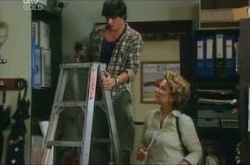 Jack Scully, Lyn Scully in Neighbours Episode 4507