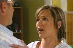 Steph Scully, Max Hoyland in Neighbours Episode 4513