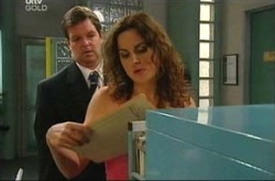 David Bishop, Liljana Bishop in Neighbours Episode 4515