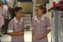 Lisa Jeffries, Summer Hoyland in Neighbours Episode 4517