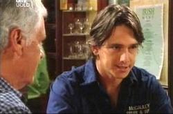 Lou Carpenter, Darren Stark in Neighbours Episode 4518