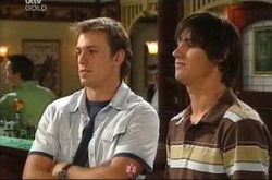 Stuart Parker, Jack Scully in Neighbours Episode 4518