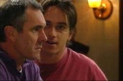 Karl Kennedy, Darren Stark in Neighbours Episode 4521