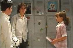 Braydden Tuffnell, Summer Hoyland in Neighbours Episode 4521