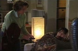 Lyn Scully, Jack Scully in Neighbours Episode 4522