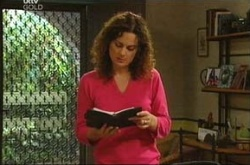 Liljana Bishop in Neighbours Episode 4524