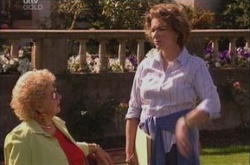 Valda Sheergold, Lyn Scully in Neighbours Episode 4527