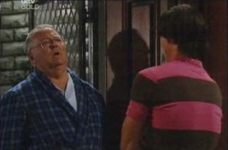 Harold Bishop, Jack Scully in Neighbours Episode 4529