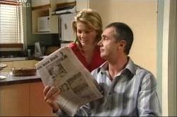 Izzy Hoyland, Karl Kennedy in Neighbours Episode 4530