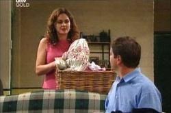David Bishop, Liljana Bishop in Neighbours Episode 4531