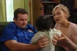 Sindi Watts, Toadie Rebecchi in Neighbours Episode 4531