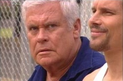 Lou Carpenter, Darcy Tyler in Neighbours Episode 4531