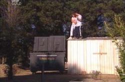 Serena Bishop, Stingray Timmins in Neighbours Episode 4532