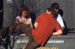 Serena Bishop, David Bishop, Stingray Timmins in Neighbours Episode 4532