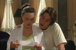 Libby Kennedy, Darren Stark in Neighbours Episode 4533