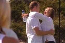 Max Hoyland, Steph Scully in Neighbours Episode 4533
