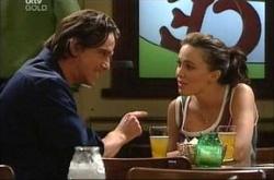 Darren Stark, Libby Kennedy in Neighbours Episode 4534