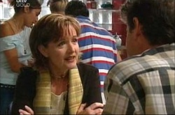 Susan Kennedy, Tom Scully in Neighbours Episode 4534
