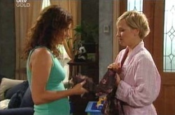 Liljana Bishop, Sindi Watts in Neighbours Episode 4535