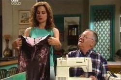 Liljana Bishop, Harold Bishop in Neighbours Episode 4536