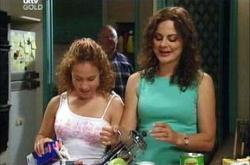 Harold Bishop, Serena Bishop, Liljana Bishop in Neighbours Episode 4536