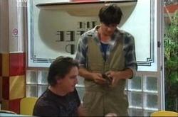 Darren Stark, Jack Scully in Neighbours Episode 4538