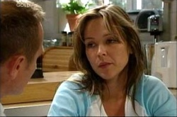 Max Hoyland, Steph Scully in Neighbours Episode 4538