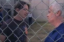 Darren Stark, Lou Carpenter in Neighbours Episode 4538