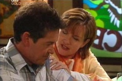 Tom Scully, Susan Kennedy in Neighbours Episode 4540