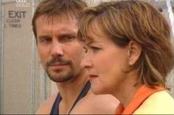 Darcy Tyler, Susan Kennedy in Neighbours Episode 4541