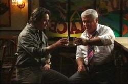 Darren Stark, Lou Carpenter in Neighbours Episode 4541