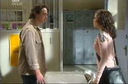 Darren Stark, Libby Kennedy in Neighbours Episode 4541