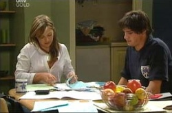 Steph Scully, Jack Scully in Neighbours Episode 4543