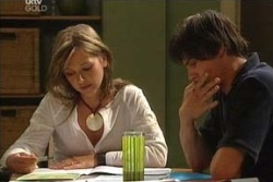Steph Scully, Jack Scully in Neighbours Episode 4544