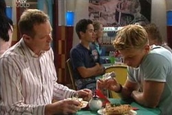 Max Hoyland, Boyd Hoyland in Neighbours Episode 4545