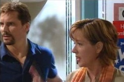 Darcy Tyler, Susan Kennedy in Neighbours Episode 4545