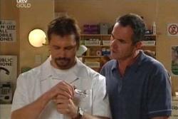 Darcy Tyler, Karl Kennedy in Neighbours Episode 4546