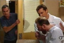 Karl Kennedy, Darcy Tyler in Neighbours Episode 4546