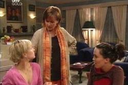 Sindi Watts, Susan Kennedy, Libby Kennedy in Neighbours Episode 4546