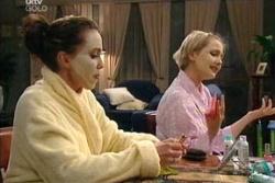 Libby Kennedy, Sindi Watts in Neighbours Episode 4546