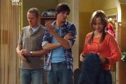 Max Hoyland, Jack Scully, Steph Scully in Neighbours Episode 4547