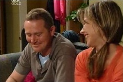 Max Hoyland, Steph Scully in Neighbours Episode 4547