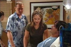 Jack Scully, Max Hoyland, Steph Scully in Neighbours Episode 4548