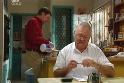 David Bishop, Harold Bishop in Neighbours Episode 4549