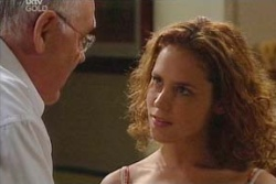Harold Bishop, Serena Bishop in Neighbours Episode 4549