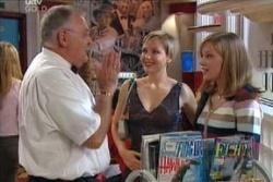 Harold Bishop, Sindi Watts, Lana Crawford in Neighbours Episode 4556
