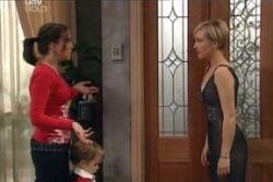 Libby Kennedy, Ben Kirk, Sindi Watts in Neighbours Episode 4556