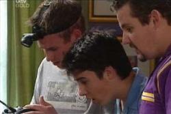 Toadie Rebecchi, Stingray Timmins, Connor O