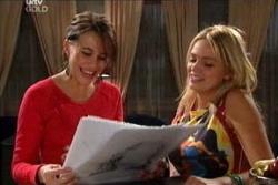 Libby Kennedy, Sky Mangel in Neighbours Episode 4556