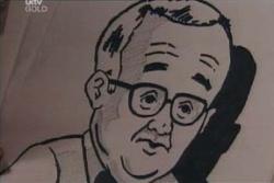 Harold Bishop in Neighbours Episode 4556